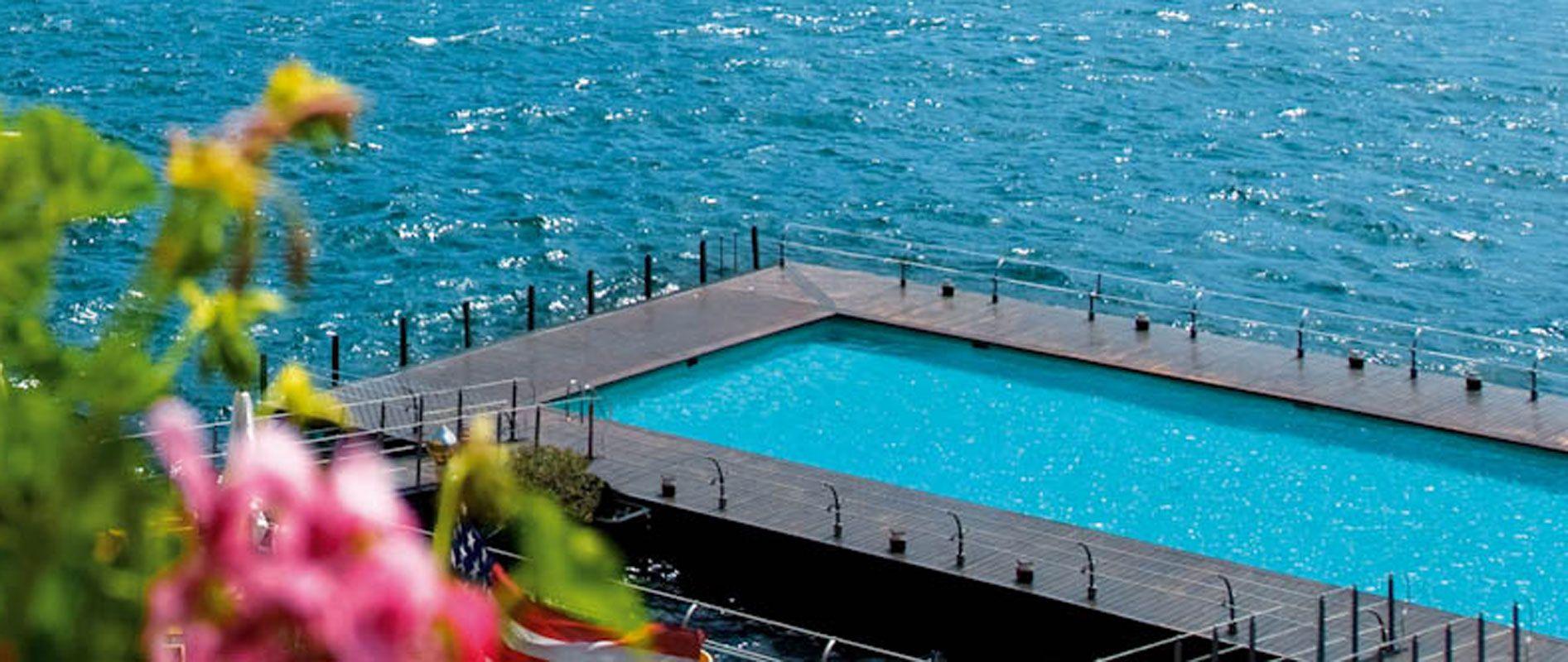 Holidays Between Lake And Swimming Pools Grand Hotel Tremezzo Lake Como Pool Swimming Pools