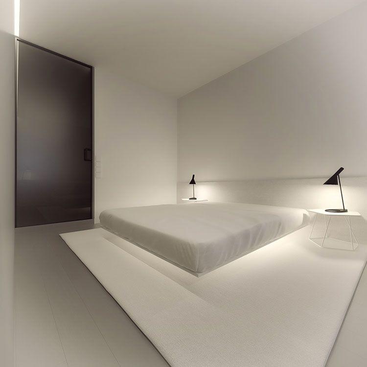 Minimal design ecco come arredare una casa di tendenza for Arredamento stanza da letto