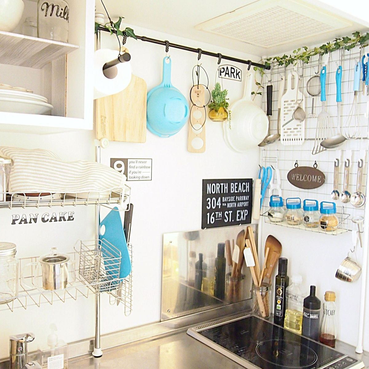 Japan Small Kitchen Design: 21 Genius Japanese Small Space Hacks You Will Want To Copy