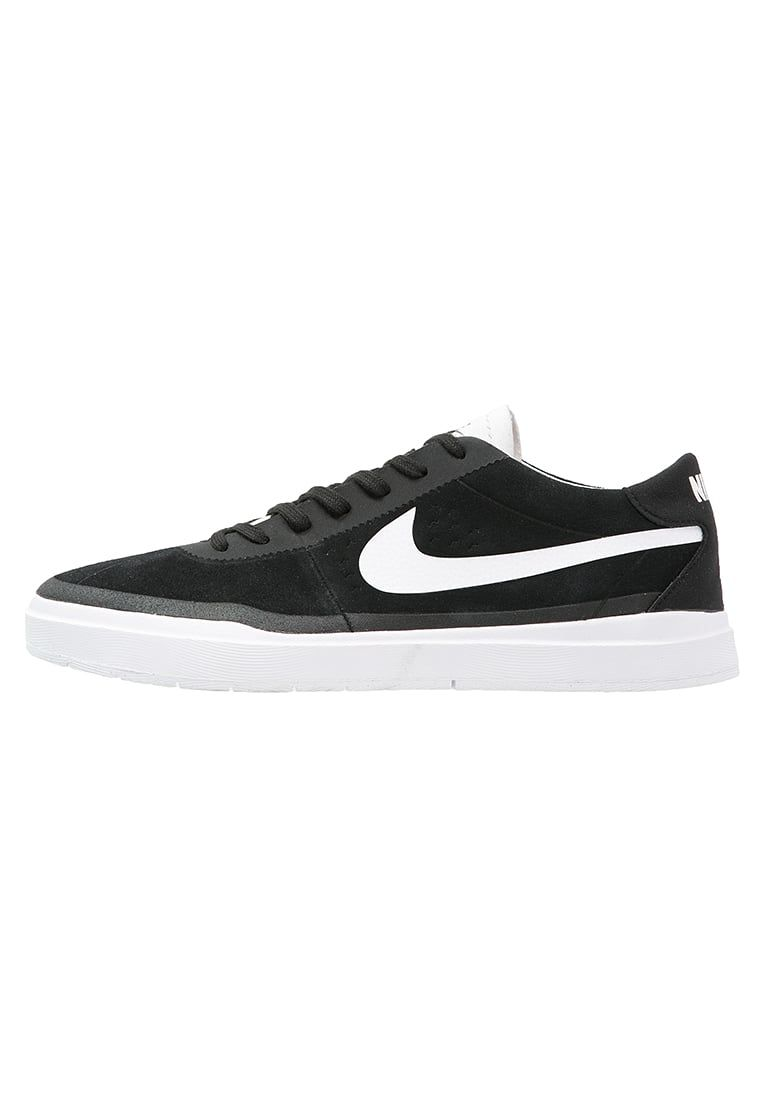 sale retailer 5f308 538a9 Nike SB BRUIN HYPERFEEL - Baskets basses - black/dark grey/white/max orange  - ZALANDO.FR