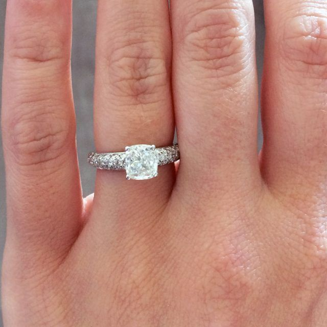 Engagement Rings 2017 What Does A 10000 Ring Look Like