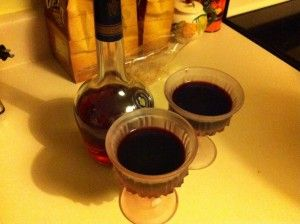 Drink Your Comics: Tarim's Blood Mulled Wine