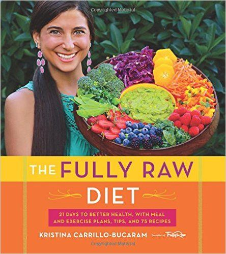 The fully raw diet 21 days to better health with meal and exercise encore the fully raw diet 21 days to better health with meal and exercise plans tips and 75 recipes kristina carrillo bucaram forumfinder Image collections