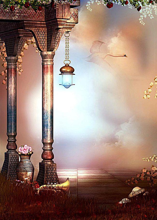 Fantasy Fairy Tale Beautiful Background In 2020