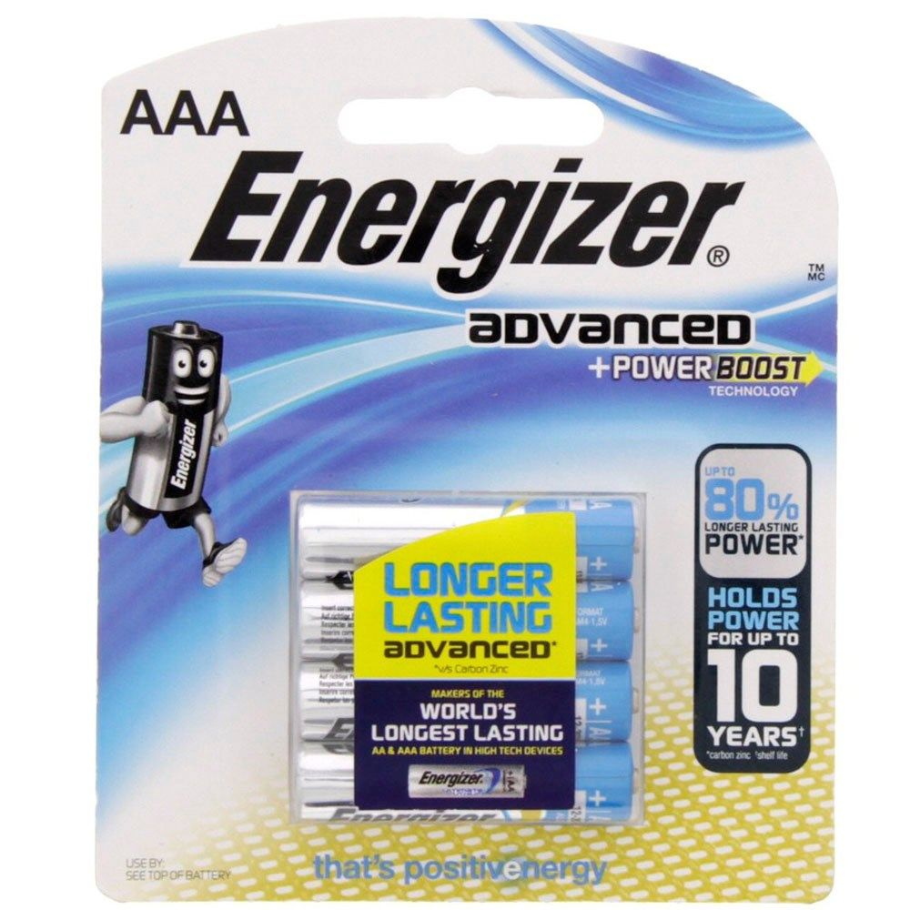 Buy Energizer Advanced Power Boost Aaa Battery X92rp4 Online In Uae Dubai Qatar Kuwait Oman For Best Price Shop On Luluwebstore Energizer Power Led Bulb