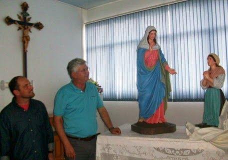 panorama: Lançada campanha de doação para a troca da Estátua...
