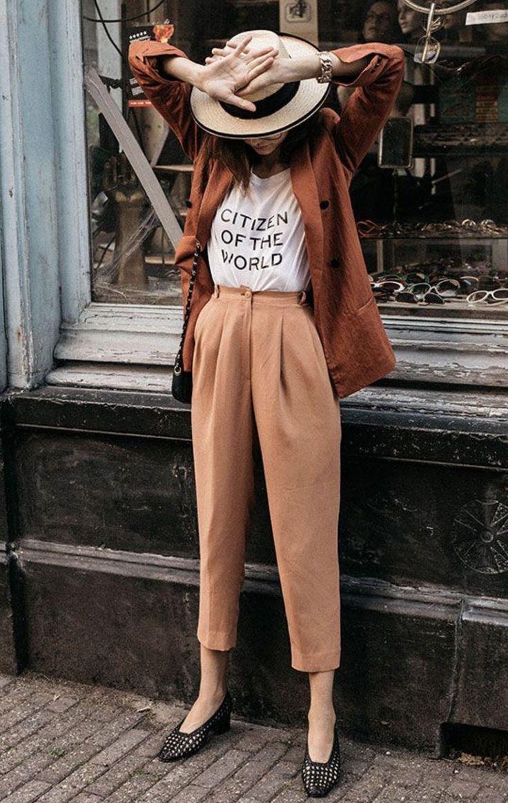 the perfect daytime outfit #fashion #streetstyle #styleinspiration #ootd #clothes #style #lookbook #wear #wardrobeclassics #summerstyle #summerfashion #styleideas #styleinspiration