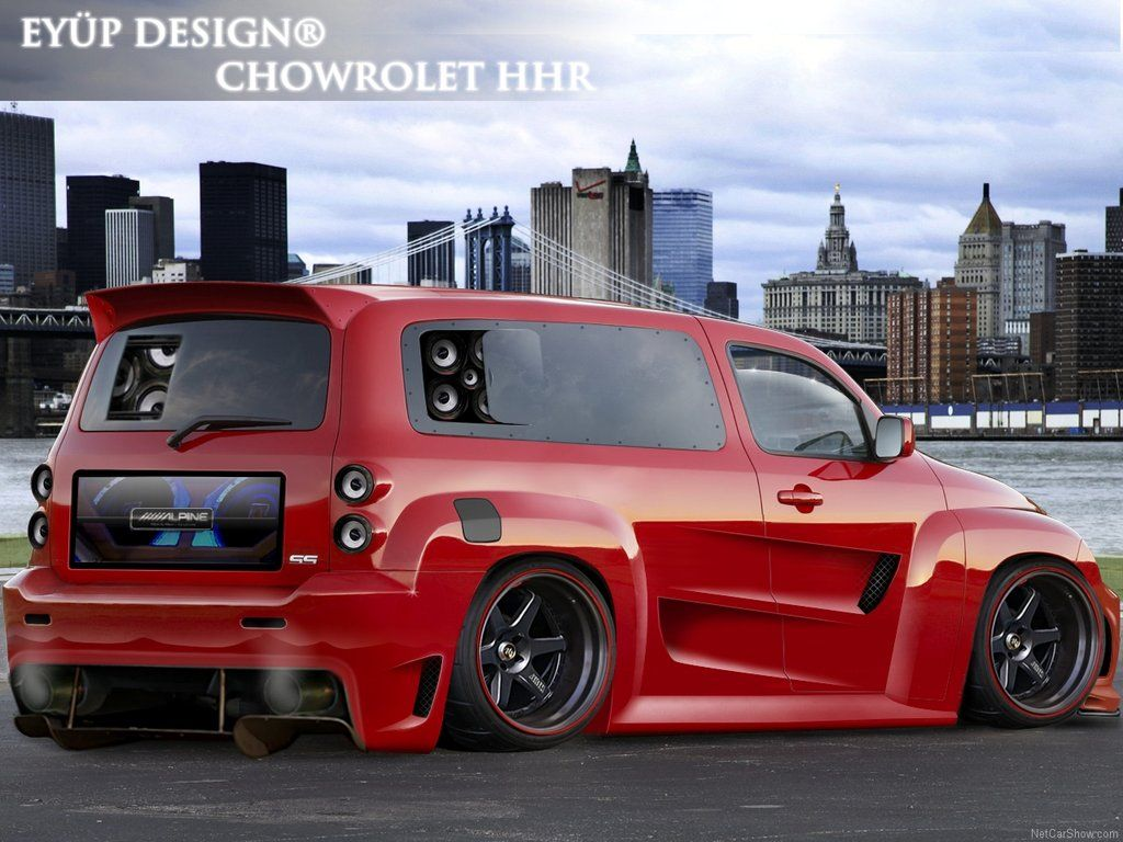 Custom Chevy Hhr Chevy Hhr Chevy Vehicles Custom Cars
