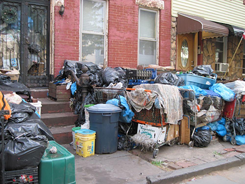 How brooklyn works trash pick up event at brooklyn