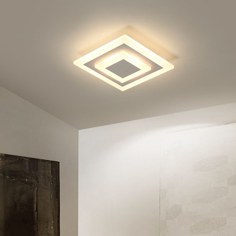 Find More Ceiling Lights Information About Modern Ceiling Lights Square Round Led Ceiling Lamp Acrylic Lampsha Ceiling Lights Cheap Ceiling Lights Ceiling Lamp