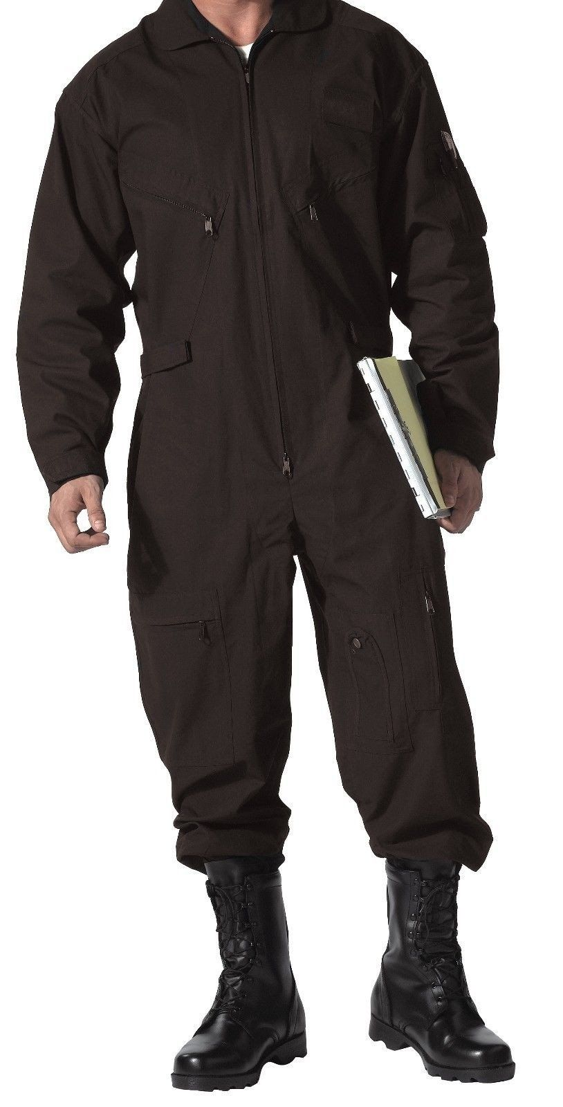 Air Force Style Flight Suit Cotton Coveralls FlightSuit
