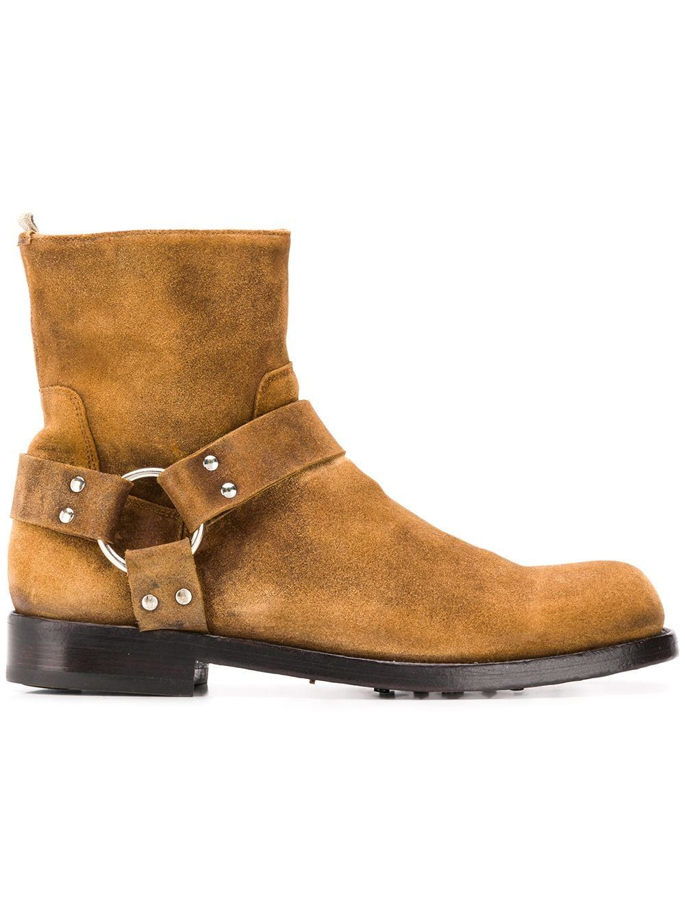 3349b06a5307b OFFICINE CREATIVE OFFICINE CREATIVE WESTERN BOOTS - BROWN.  #officinecreative #shoes