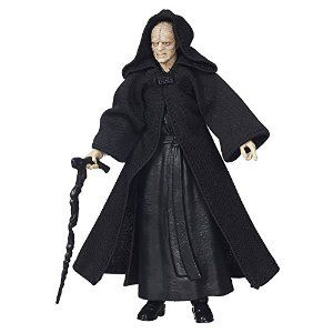 Amazon.com: Star Wars The Black Series Emperor Palpatine 6 Inch Figure: Toys & Games