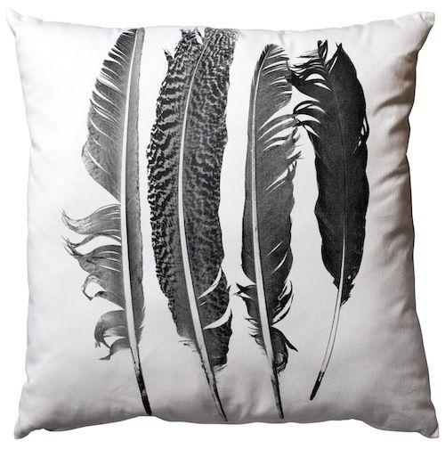 Federn Kissen Bloomingville Wohnzimmer Decken Wohnen Feathers 95 Zalando Frisch Eingetroffen Federzeichnungen