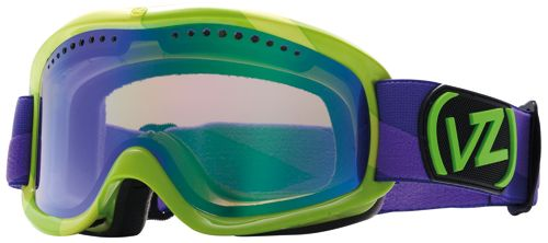 Von Zipper Sizzle Goggle - Lime - Astro Chrome Lens