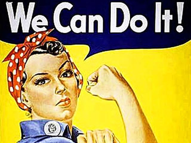 Do you consider yourself to be a strong woman?