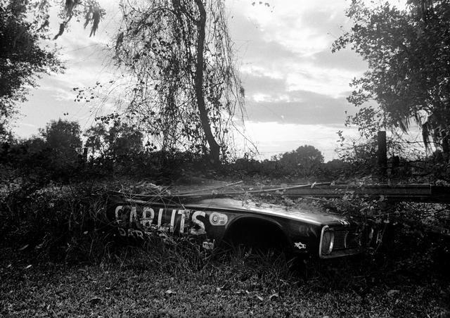 Barn Finds Funny Car Photos