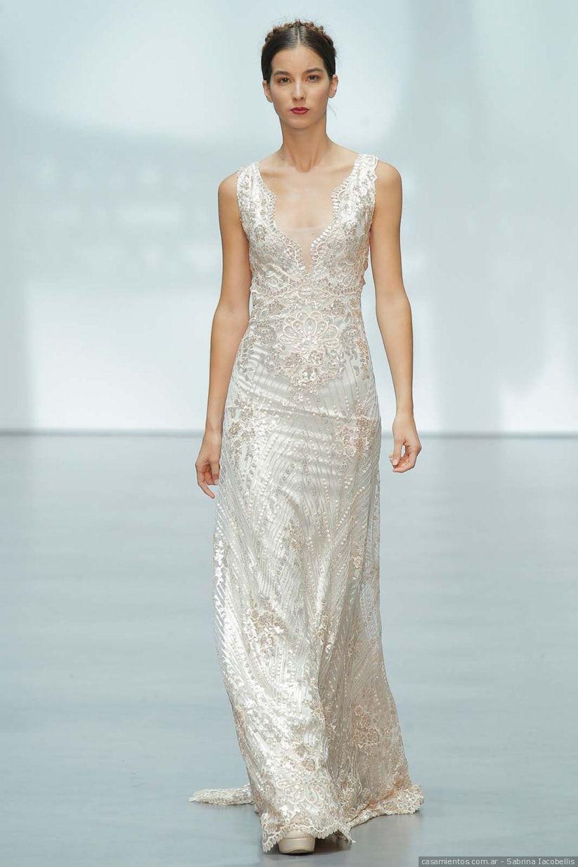 30 vestidos de novia vintage | Novias vintage, Vestidos de novia ...