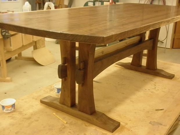 Wood Kitchen Table Plans Diywoodtableplans Kitchen Woodwork Designs