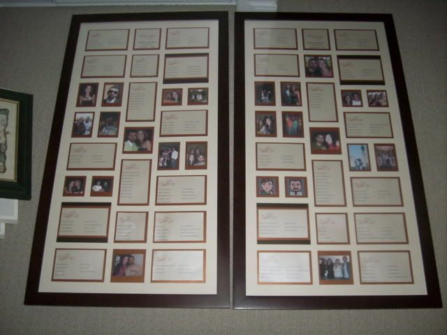 photo frame seating chart | Wedding ideas | Pinterest | Seating ...