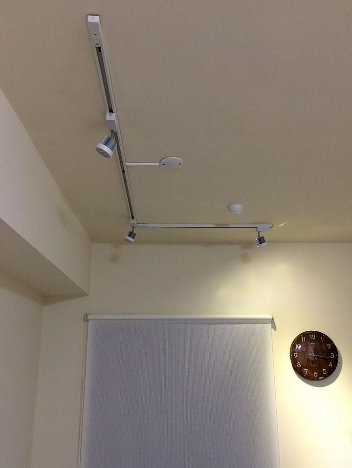 空間設計與裝潢 - 請問裝軌道燈需要另外做天花板嗎? - 居家討論區 - Mobile01   工程細部照片 detail   Ceiling Lights ...
