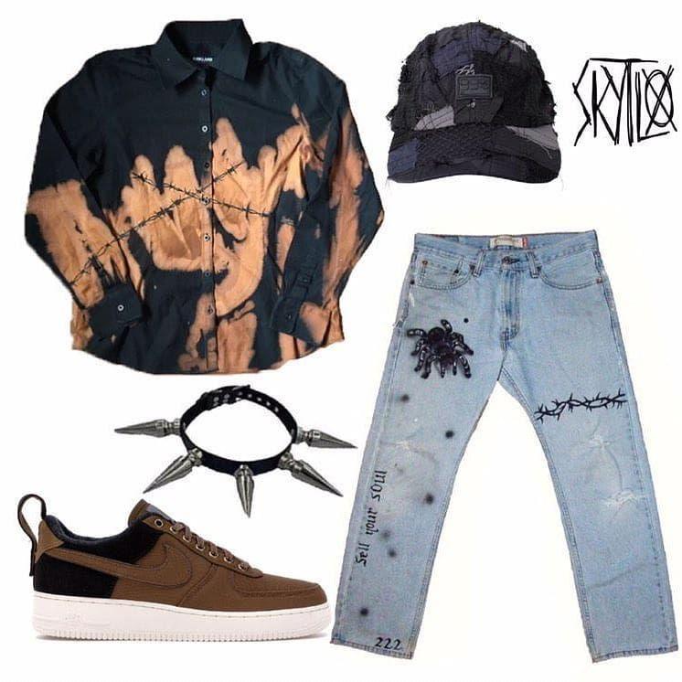 "ŞҜ¥ŦŁØ on Instagram: ""2222222 [collab with @222souls] • • • • • • • • • • • • #Clothing #clothingline #clothingbrand #CLOTHINGSTORE #clothingcompany…"""