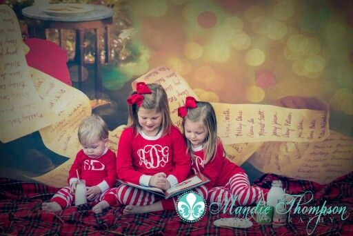 T'was the Night Before Christmas  ♡♡♡Mandie Thompson Photography ♡♡◇