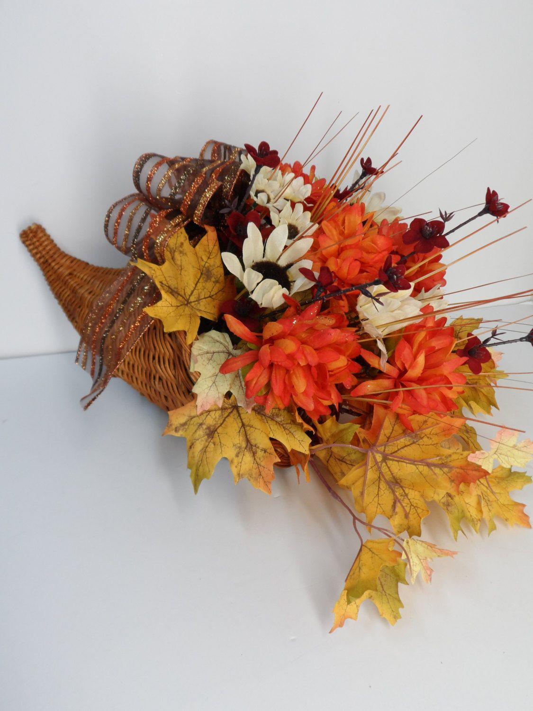 Cornucopia basket horn of plenty thanksgiving