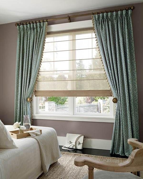 Decora tu dormitorio seg n el feng shui dormitorios - Cortinas rusticas dormitorio ...