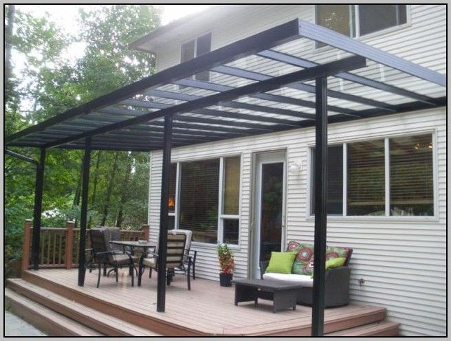 Patio Cover Designs Plans