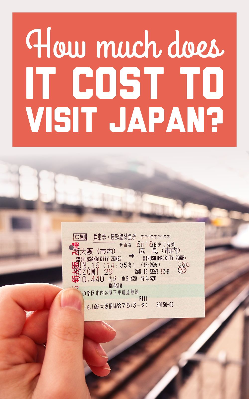How Much Does It Cost To Visit Japan A Globe Well Travelled Travel Visit Japan Japan Travel Tips