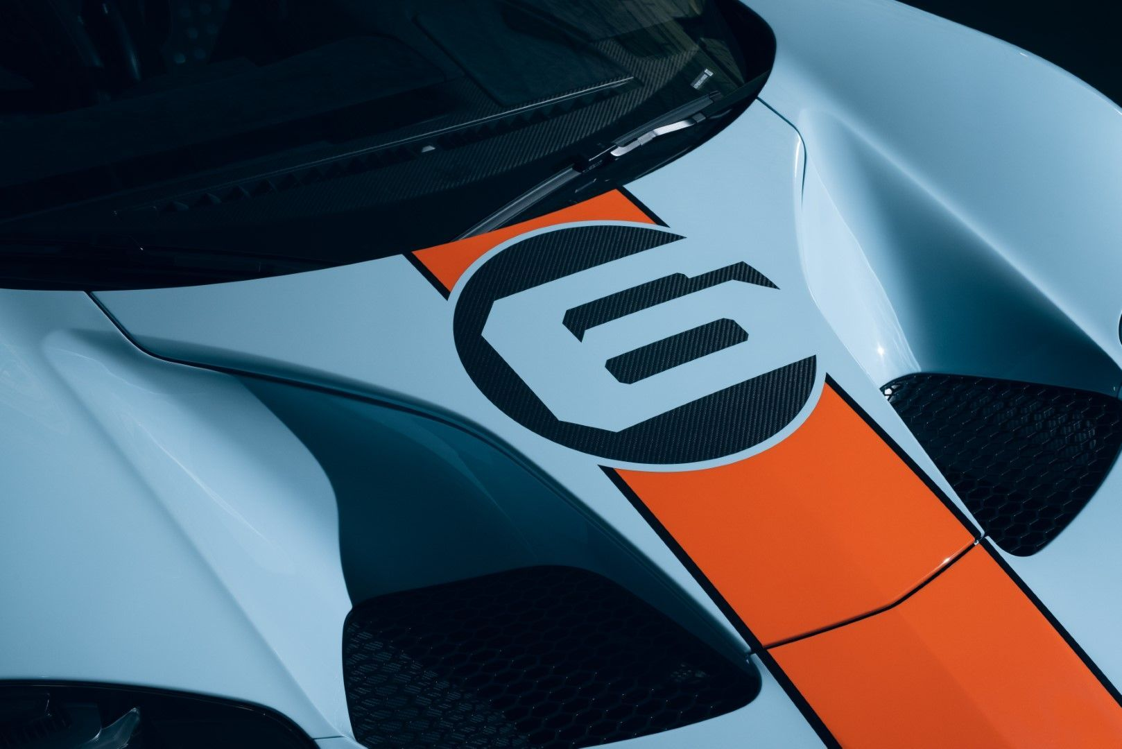 2020 Ford Gt Gulf Racing Heritage Edition The 2020 Ford Gt