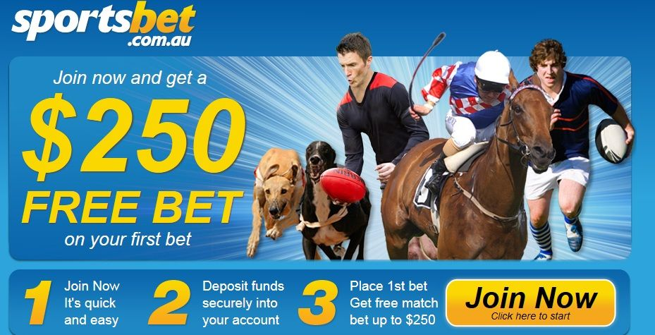 Why Bet At Sportsbet? www.bettingspace.... Sports games