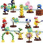 2011 Nintendo Super Mario Bros Pokey Bramball Yoshi Koopa 13 Figure Set Toy - http://awesomeauctions.net/action-figures/2011-nintendo-super-mario-bros-pokey-bramball-yoshi-koopa-13-figure-set-toy/