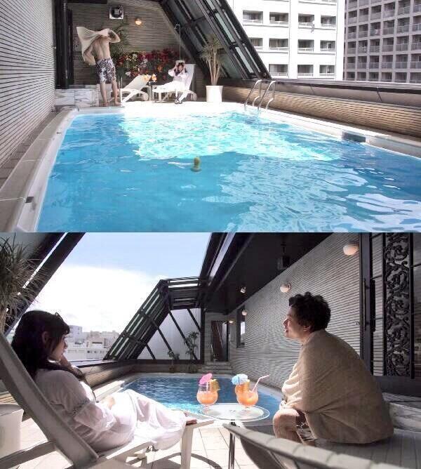 プール 例 の
