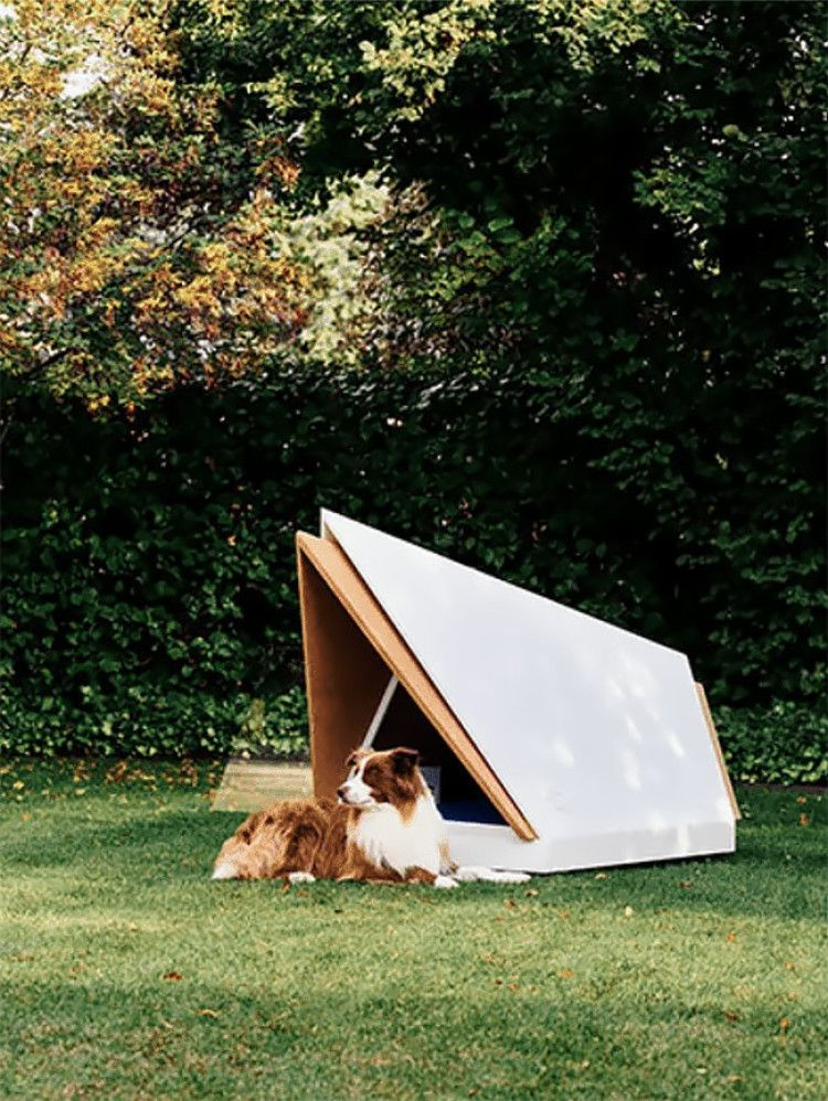 Noise Cancelling Technology To A Doghouse By Ford Dog Houses