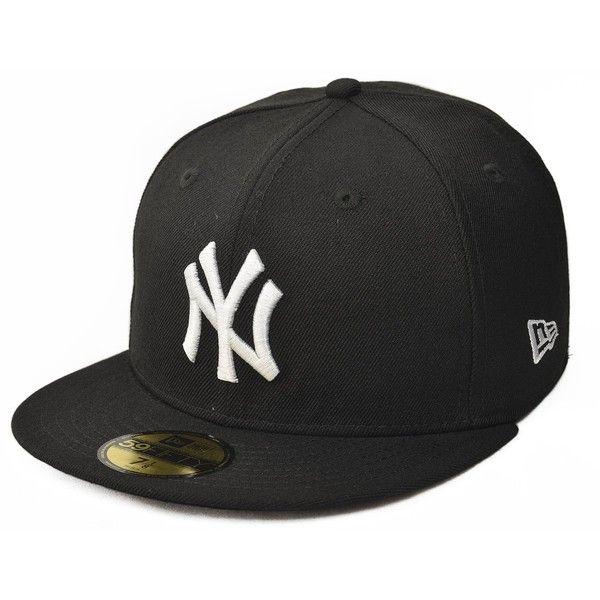 b8d176e780f ... discount code for new era new york yankees mlb basic logo white 59fifty  cap black 20