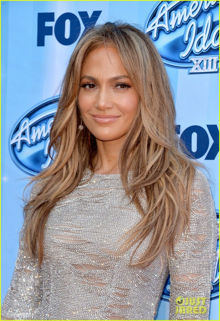 1e93d7050b5 Jennifer Lopez hair color