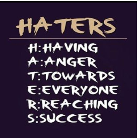 Syleena Johnson On Twitter Quotes About Haters Generations Quotes Quotes