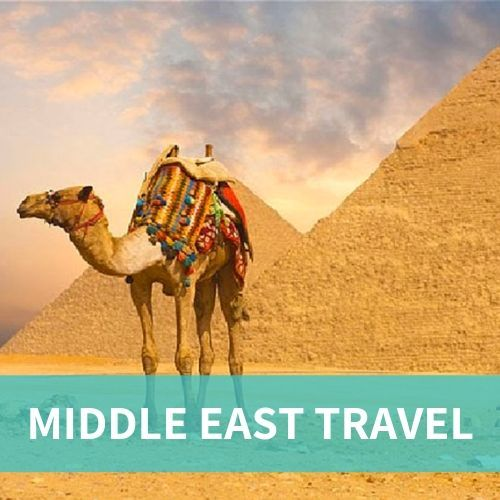 Middle East Travel | DAshing Around the World #traveltojordan