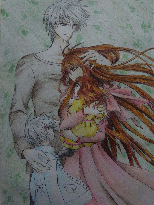 Vampire Knight I love you Yuki (request) by 28maeko