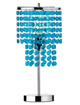 Turquoise Gem Chandelier Lamp | Justice | Justice clothes ...