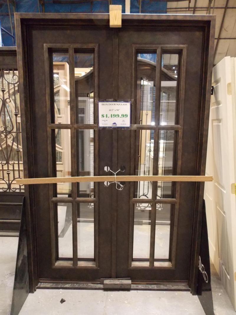 Exterior Doors Builders Surplus Atlanta Front Entrance