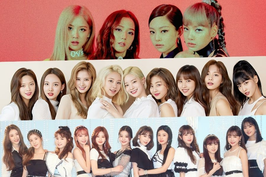 May Girl Group Brand Reputation Rankings Announced 1 Blackpink 2 Twice 3 Iz One 4 Redvelvet 5 Momoland 6 Girls Gener Brand Reputation Girl Group Girl