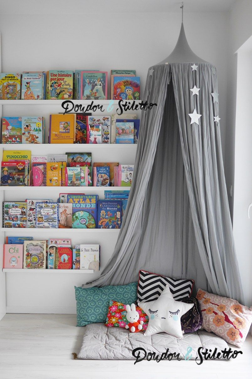 Coin Lecture Chambre Enfant Chambre Enfant Kid Room Style Cont Toddler Rooms Kids