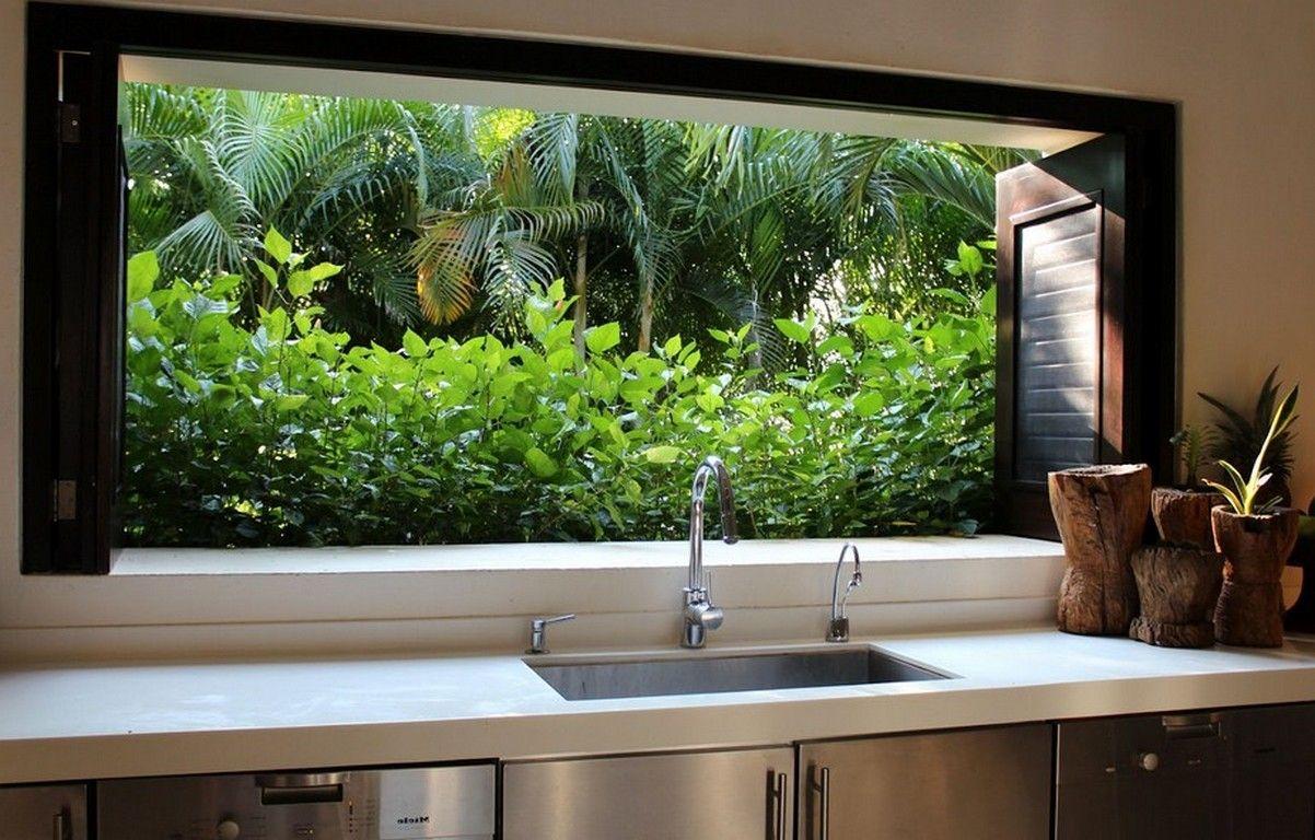 Indoor Window Sill Herb Planter Part - 20: Grow Herbs On Windowsill Planter - Http://www.plantersideas.com/