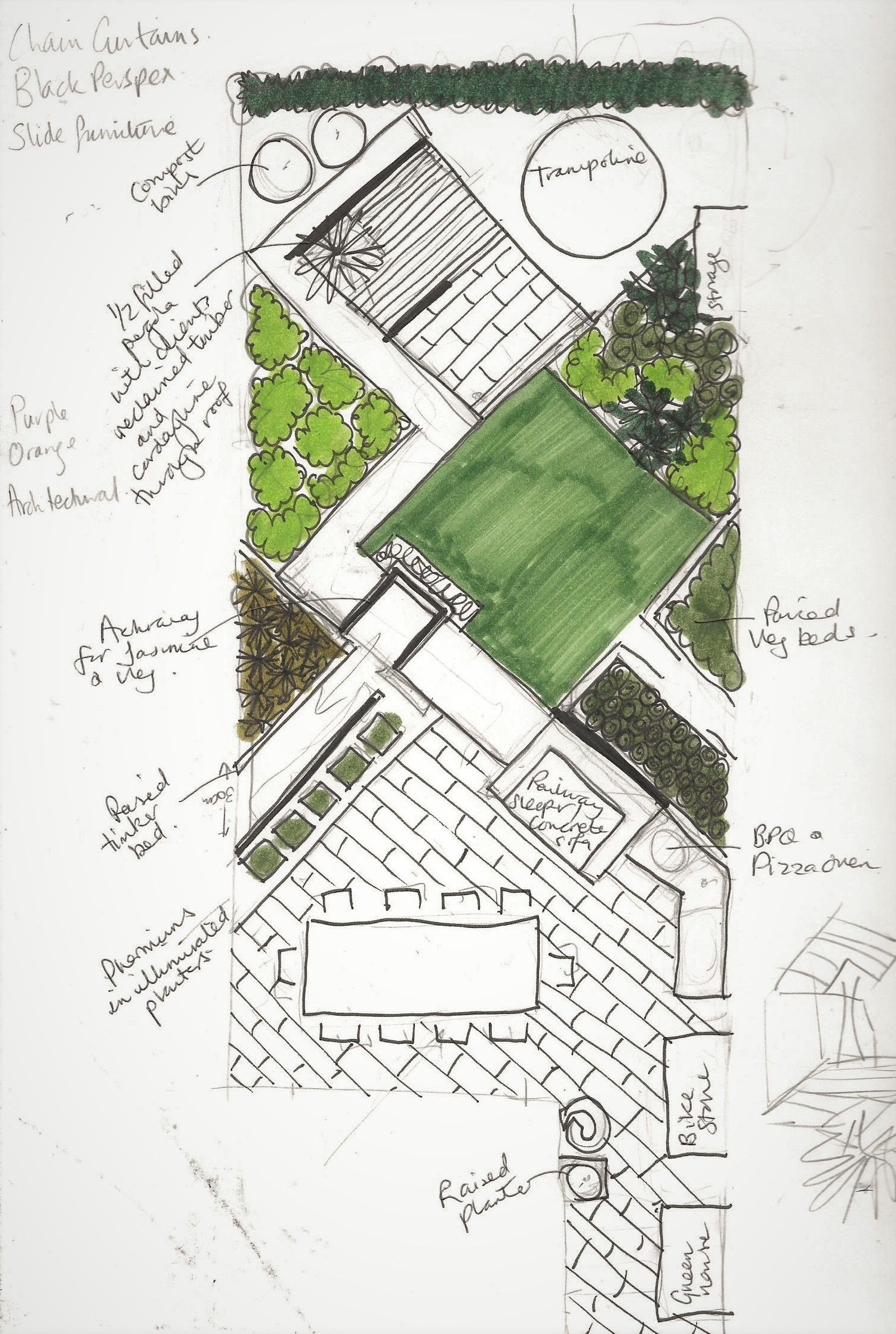 Gartenplanung Ipad Garden Design And Build Services In Essex Garden Design