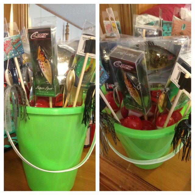 Fathers Day Fishing Bouquet 39 Tis The Season