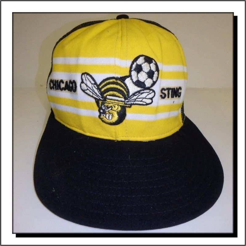 Chicago Sting Cap Chicago Sports Cap Sting