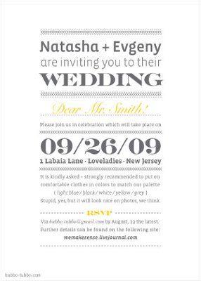 Fun invitation wording weddings etiquette and advice wedding fun invitation wording weddings etiquette and advice wedding forums weddingwire filmwisefo